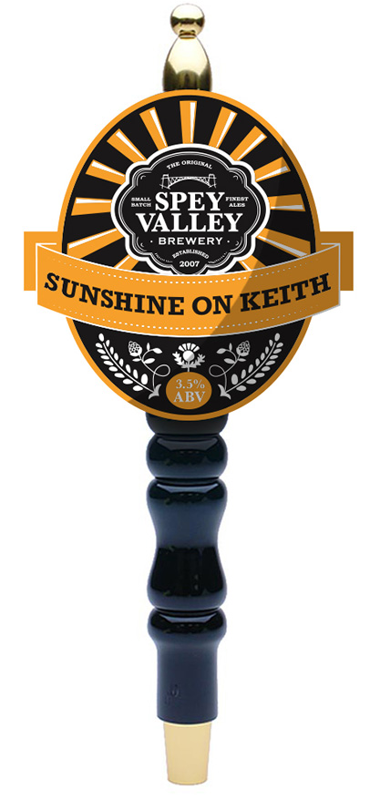 Sunshine on Keith