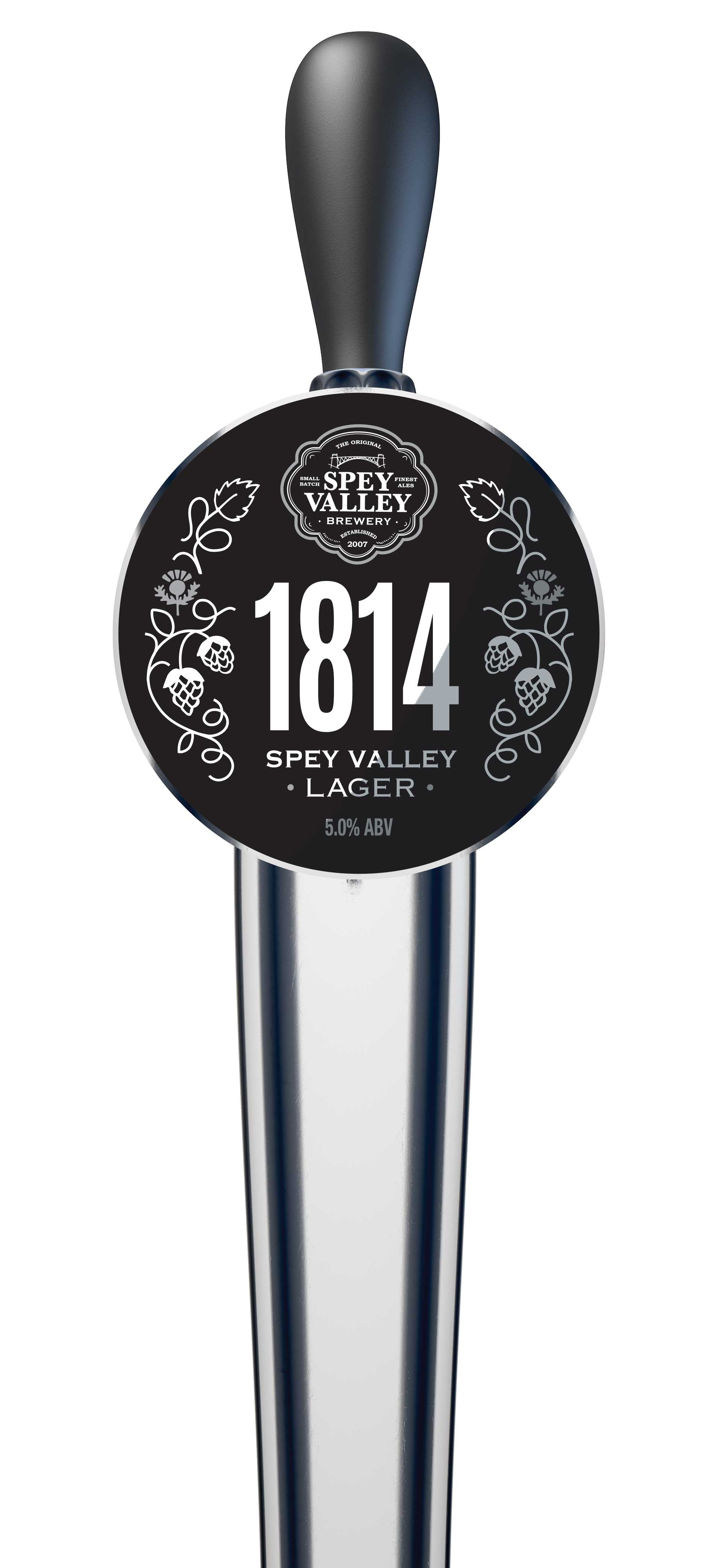 1814 Spey Valley Lager